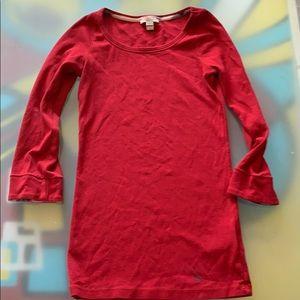 Burberry long sleeve shirt (Burberry Brit) S